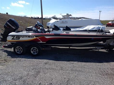 used nitro bass boats in texas used nitro boats for sale boats