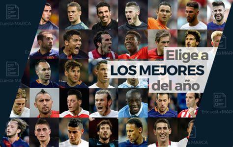 top 100 mejores jugadores del mundo 2015 2016 elige el top 10 de los jugadores del a 241 o marca com