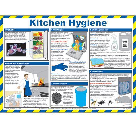 Kitchen Equipment Hygiene Kitchen Hygiene Poster