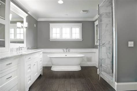 White Master Bathroom Ideas by New Traditional Traditional Bathroom Cincinnati By
