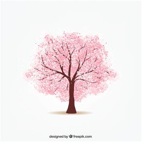 cherry tree vector cherry blossom tree vectors photos and psd files free