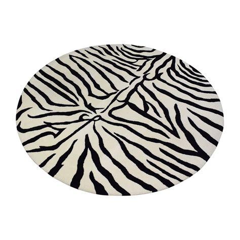 overstock zebra rug 65 overstock overstock zebra shag rug decor