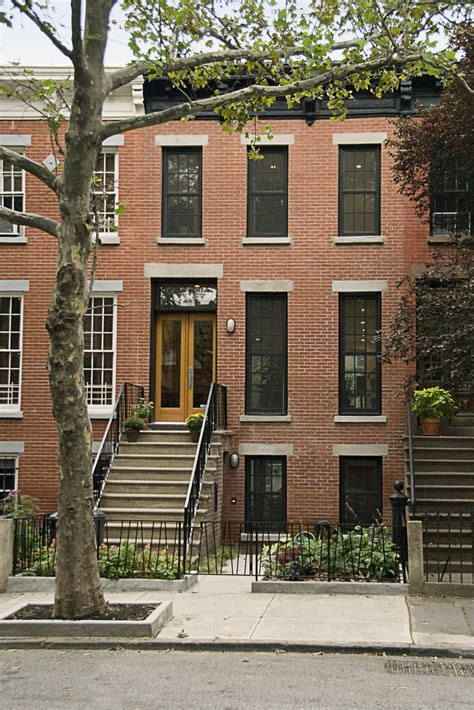 row home brooklyn row house google search little women