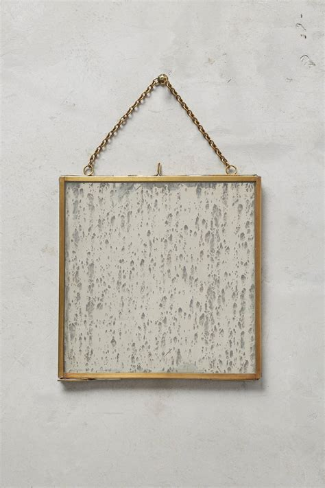 frame hanging brass hanging picture frame anthropologie