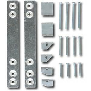 ge undercabinet mounting kit for select microwaves jxa019k