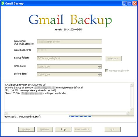 gmail backup gmail backup 0 107 revision 691 by james sullivan