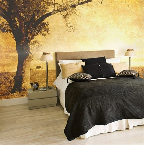 gucci wallpaper for bedroom striking large scale wall murals adding new dimensions to