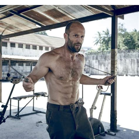 jason statham workout film golden icons jason statham s shows off his workout skills