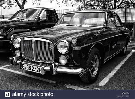 british luxury cars of 1784420646 british luxury car rover p5b black and white stock photo royalty free image 60182604 alamy