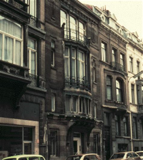 House Gif victor horta s tassel house