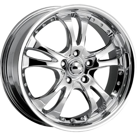 American Racing Chrome Truck Wheels American Racing Casino Chrome Wheels Rims