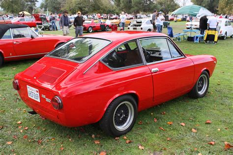 Fiat Spider Coupe Fiat 850 Image 2