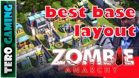 zombie cafe layout tips best base layout for zombie anarchy zombie anarchy tips