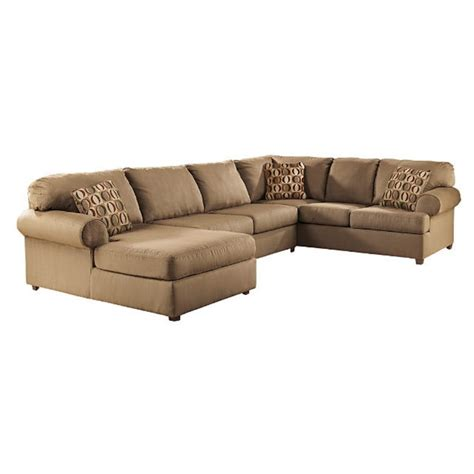 Mocha Sectional Sofa Furniture Cowan 3 Sectional Sofa In Mocha 30703 16 34 67 Kit