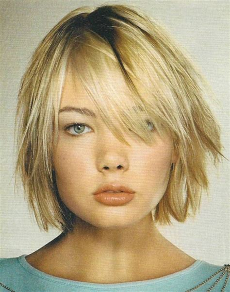 layered chin length bob for fine hair women s short layered hairstyles wardrobelooks com