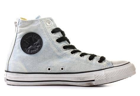 A Zip Code For Shoes by Converse Sneakers Chuck All Back Zip