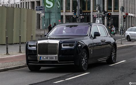 2017 rolls royce phantom rolls royce phantom viii 19 december 2017 autogespot