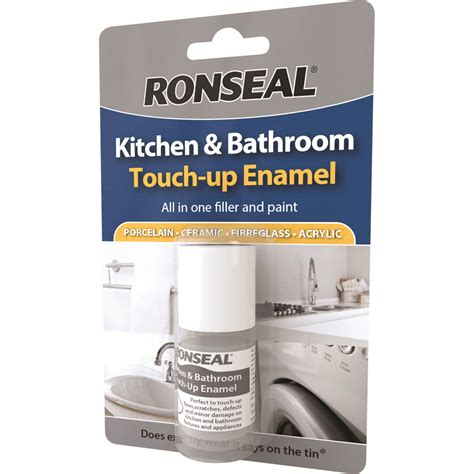 Touch Up Paint For Bathtub by Ronseal Kitchen Bathroom Touch Up Enamel Paint