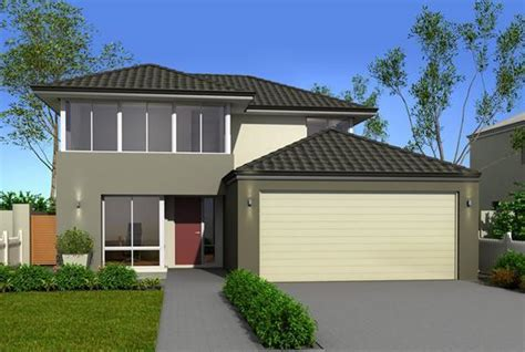 Small Lot Home Builders Perth Renowned Homes Narrow Lot Homes Perth Storey Home