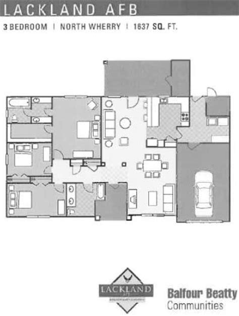 lackland afb housing lackland afb north wherry floor plans