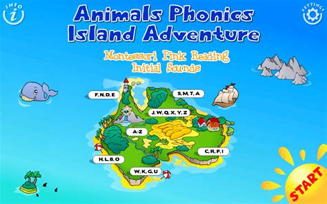 Home Improvement App amazon com phonics island abcs first phonics and letter
