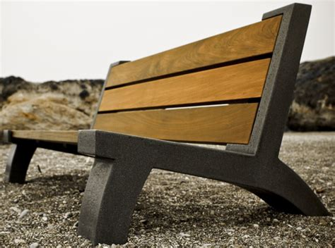 contemporary outdoor bench classic lounge bench