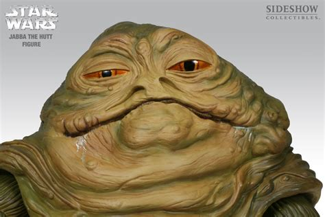 jabba the hutte jabba the hutt sixth scale figure sideshow collectibles