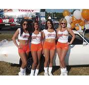 Beauty Muscle Car Girls