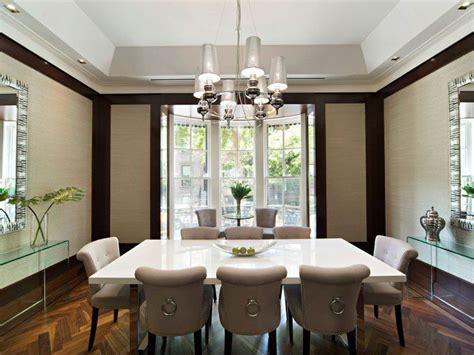 Two Tone Dining Room Ideas Pictures Designing Idea Two Tone Grey Dining Room