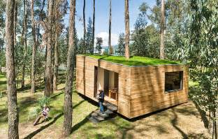 House Construction Tips by Tiny Green Roofed House Proves The Superiority Of Ecuador