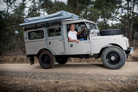 1956 series 1 107 land rover station wagon classic 4x4