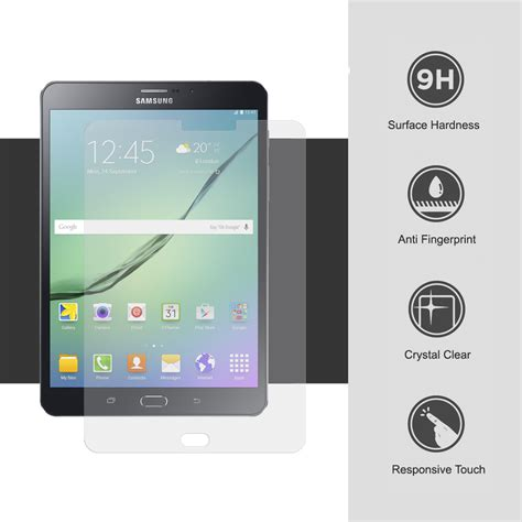 Tempered Glass Galaxy 2 tempered glass screen protector samsung galaxy tab s2 8 0