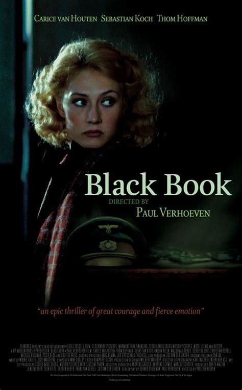 black book 2006 imdb black book aka zwartboek movie poster 1 of 5 imp awards