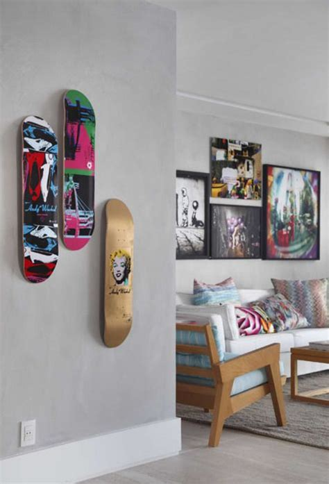 Skateboard Accessories For Bedrooms by Best 25 Skateboard Decor Ideas On Playground