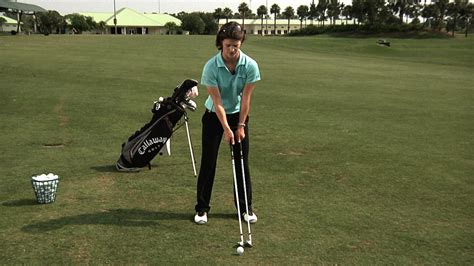 golf swing drills beginner golf swing drill to improve swing plane pga