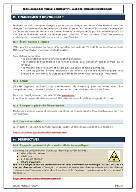 Credit Impot Formation Dirigeant 2015 Remplissable ok credit impot travaux energie avignon 3728 avignon credit impot formation dirigeant et