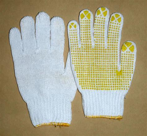 Sarung Tangan Kain Bintik toko bahan bangunan sarung tangan