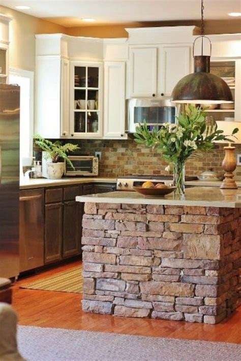 40 rustic home decor ideas you can build yourself page 2 love this modern but still rustic kitchen 40 rustic home