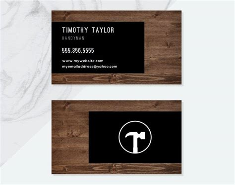 18 construction business card designs and examples psd