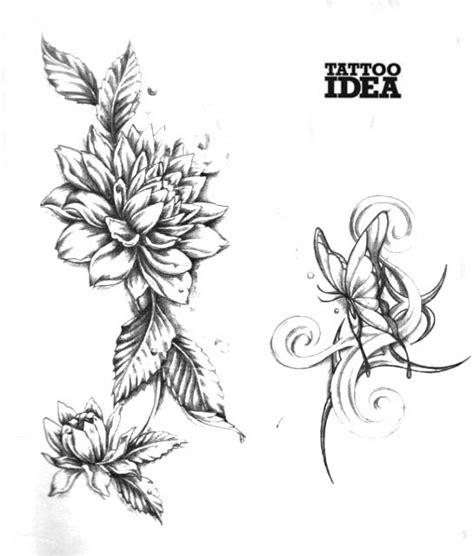 tatuaggi lettere e fiori tatuaggi floreali tatuaggi fiori foto di disegni con fiori