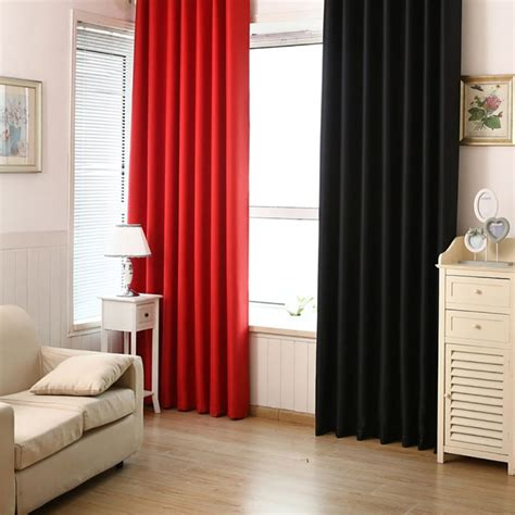 heavy thick curtains modern heavy thick panels foam blackout black grommet