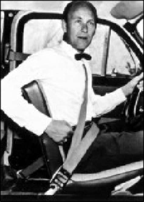 nils ivar bohlin inventor    point seat belt natioanl inventors hall  fame