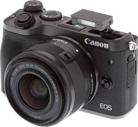 Kamera Canon M6 canon eos m6 review