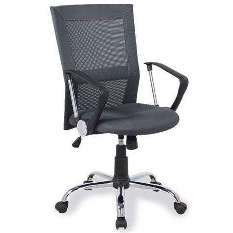 fauteuil de bureau solide fauteuil de bureau florian gris
