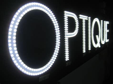 eclairage enseigne led code fiche produit 9481478