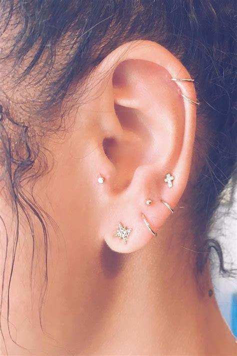 best tragus piercing jewelry best 25 ear piercings ideas on ear peircings