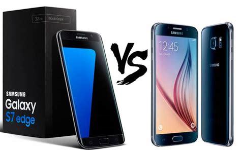 Samsung Galaxy S7 Vs S6 Samsung Galaxy S7 Vs Samsung Galaxy S6 Comparativa