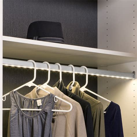 Led Closet Rod by Cabinet Lighting Hafele Loox 12v Led Closet Wardrobe