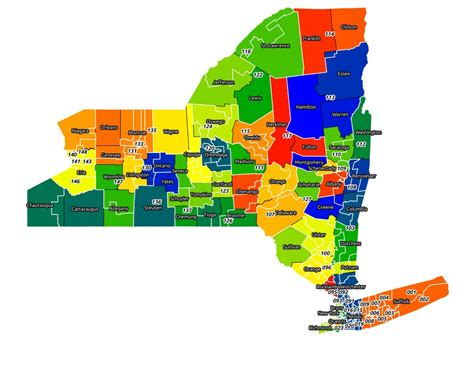map of new york state judicial districts nys census population andy arthur org