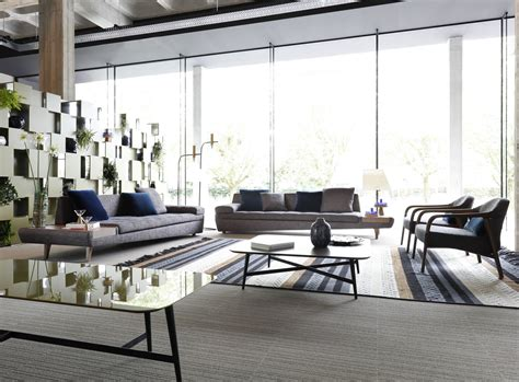 Roche Bobois by Illusion Sofa By Roche Bobois